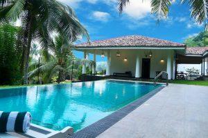 Swimming Pool Company Web Design